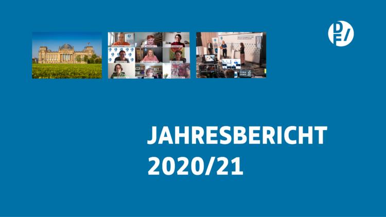 Jahresbericht 2020/21